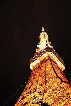東京タワー クリスマスイルミネーション2009 06