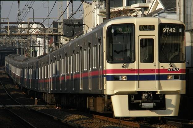 本八幡まで先行の急行新線新宿ゆき