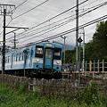 E4ちゃん、田畑駅に停車♪