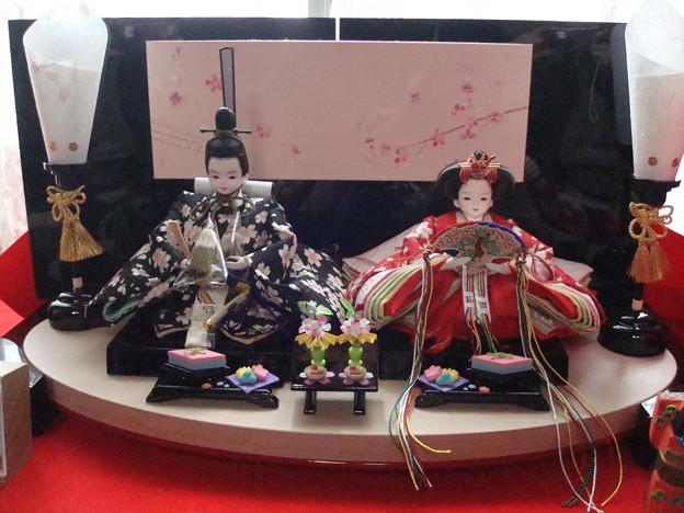 Akari's Hina doll.