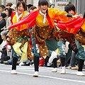 写真: 東京農業大学よさこいソーラン同好会 百笑_07 - 第10回 東京よさこい