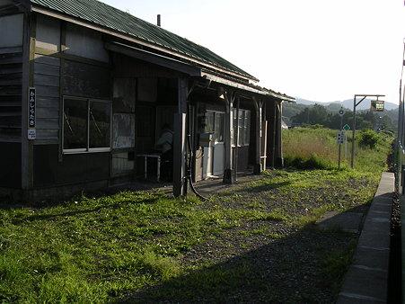 上白滝駅8