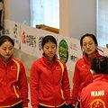 写真: 女子中国代表