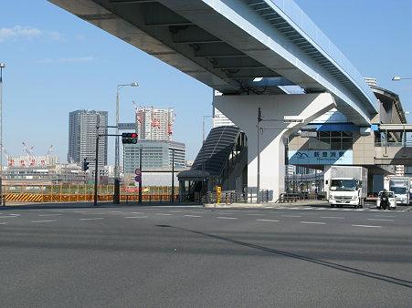 2009.12.29 新豊洲駅