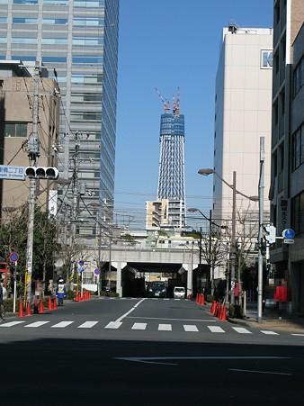 2010.01.24 東京スカイツリー