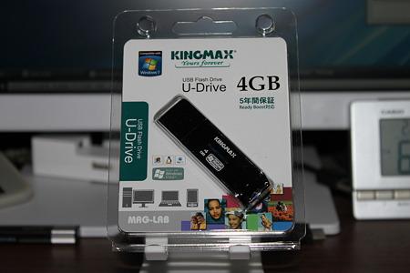 KINGMAX U-DRIVE 4GB(1/6)