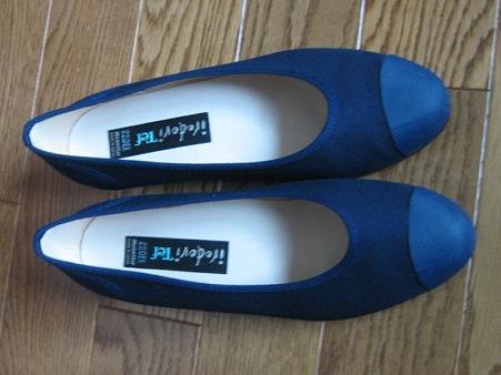 72円の靴