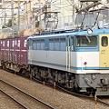 武蔵野線 EF65 コンテナ貨物