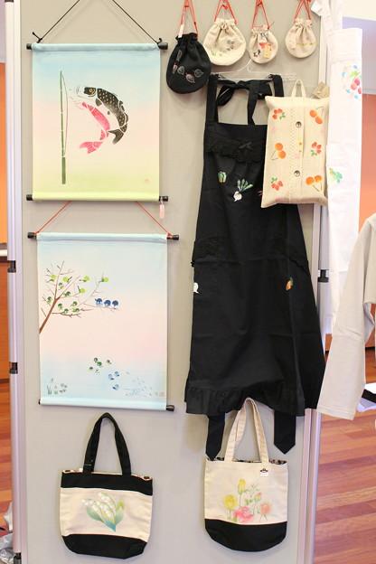 ヤマサ蒲鉾ギャラリーで合同作品展4