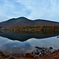 須川湖(10月撮影)