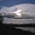 Photos: 初冬の朝~雲