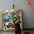 写真: 新春の花