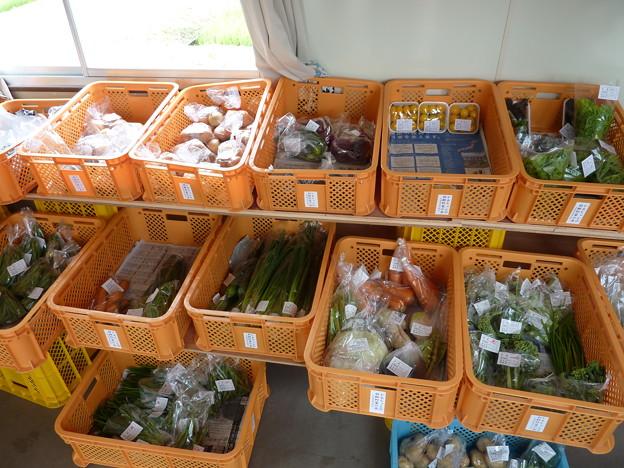 農産物直売所【かあちゃんの新鮮野菜の店】003