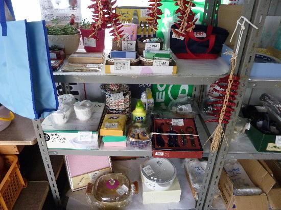 農産物直売所【かあちゃんの新鮮野菜の店】009