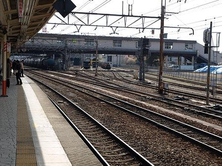 八王子駅4番線