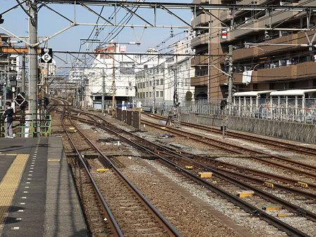 八王子駅3番線
