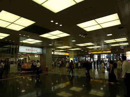 新大阪駅構内