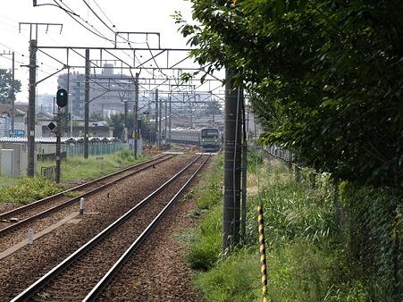 横浜線205系H15編成(相原駅)1