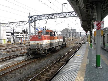 DE10-1136(八王子駅)