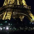 Photos: 2009.7.28~8.2フランス・パリ・エッフェル塔の繊細だが雄大