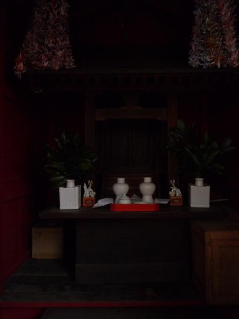 福神稲荷大明神(吾嬬神社 内) 8