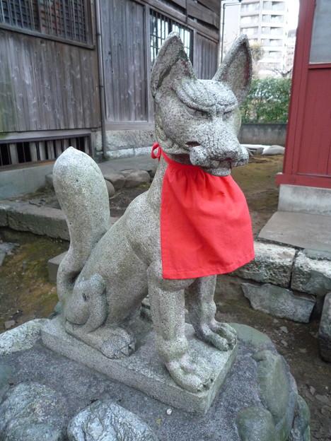 稲荷神社(蓮沼氷川神社 内) 5