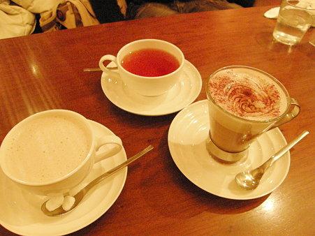 126 お茶も美味しかったしー