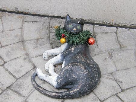 003 いたるところに、クリスマス気分♪