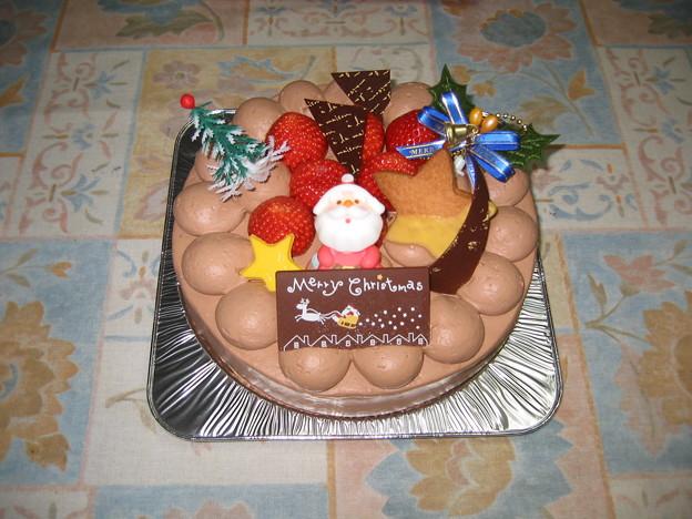 2009/12/23 クリスマス・ケーキ