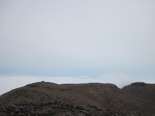 高岳からみる景色