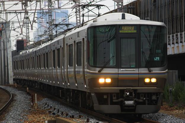 223系6000番台丹波路快速 塚本