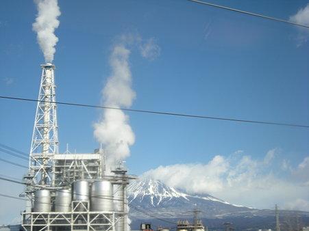富士山2631