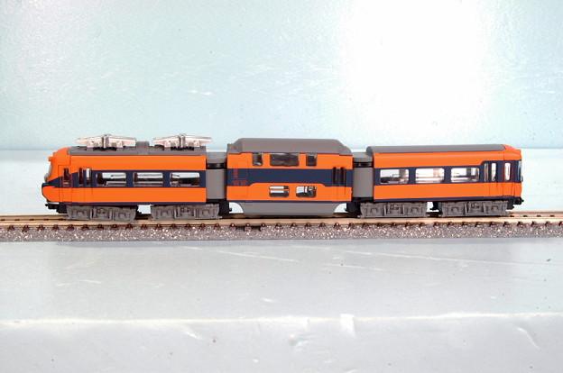 Bトレイン 近鉄10100系 ビスタカーII