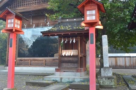 鷲宮神社・八坂神社