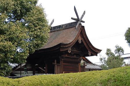 大和郡山源九郎神社