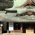 一言主神社 拝殿