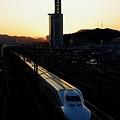 Photos: 夕刻の東静岡