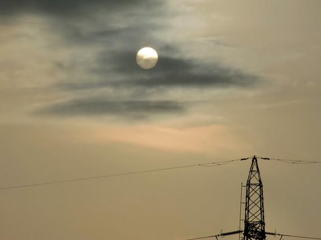 太陽は丸い、、