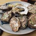 Photos: 焼き牡蠣