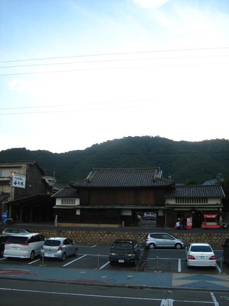 対仙酔楼/豪商大阪屋跡05