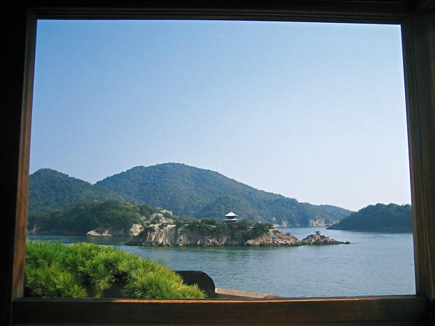 写真: 福禅寺・対潮楼から