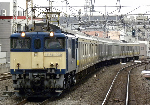 JR東日本サハE230-549,550,551,552配給