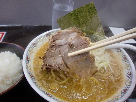 麺屋サスケ チャーシュー