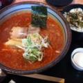 Photos: めん太 辛味噌ラーメン+チャーシュー丼