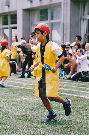 20100605龍運動会3年生ダンス