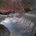 写真: 五色の湯