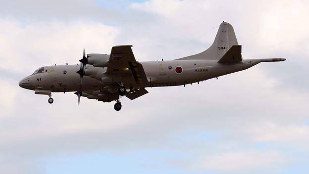 海自 P-3C オライオン 5041