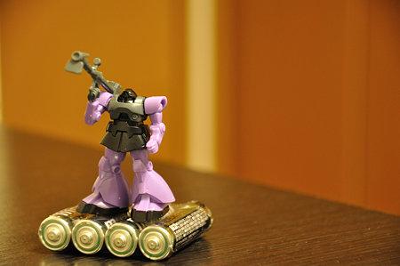 カップヌードル《miniガンプラ》パック MS-09