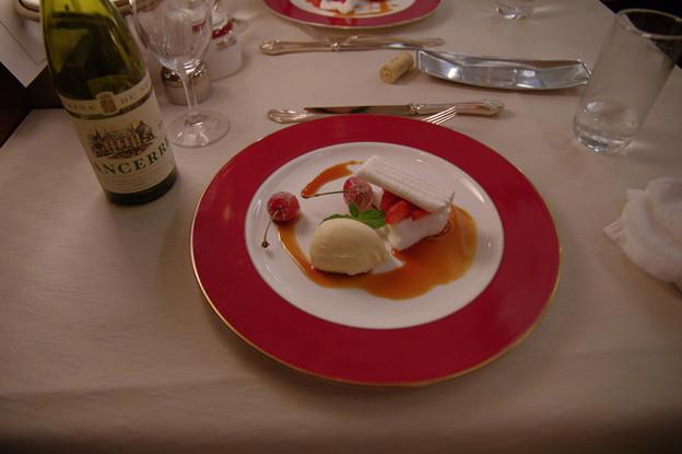 s7161_トワイライトエクスプレス食堂車_フランス料理5デザート