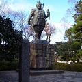 Photos: 徳川家康銅像 CIMG3517